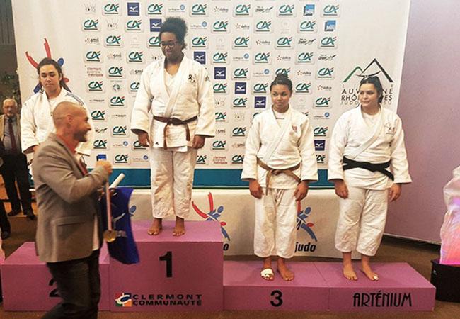 Judo : Une belle performance de nos Judokas aux chpts de France