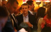 Soirée à la Rotonde: la presse met en garde Macron contre tout triomphalisme