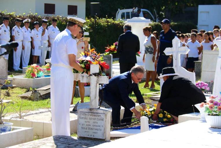 Commémoration de l'ANZAC Day