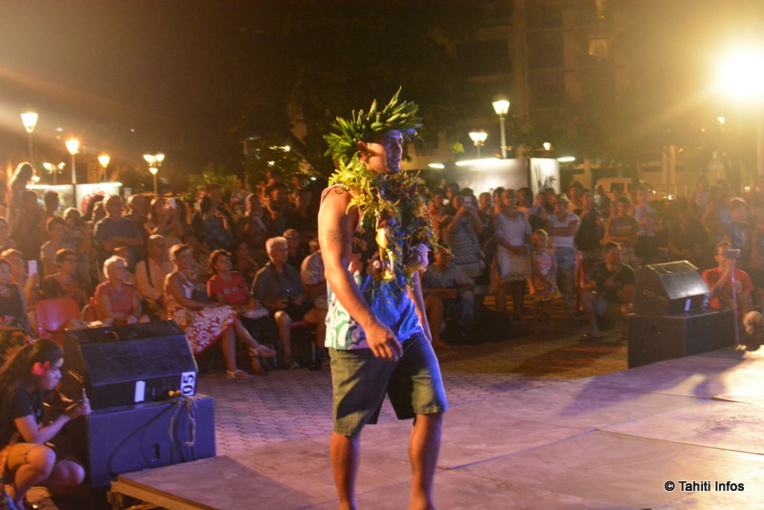 Le festival Hoho'a Nui nous a replongés à la Belle époque
