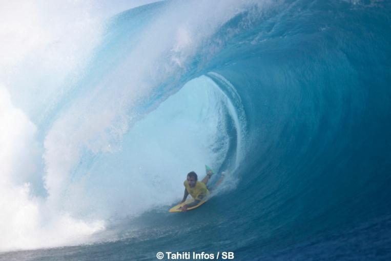 Bodyboard – Teahupo'o Tahiti Challenge : Un bilan positif pour Tahiti