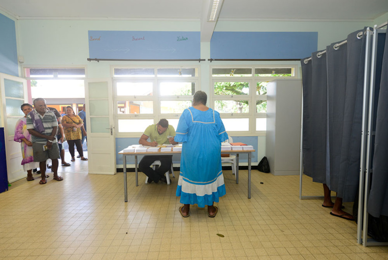 Les indépendantistes de Nouvelle-Calédonie divisés sur la présidentielle