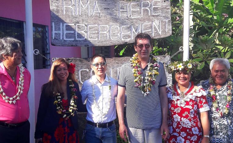 L'accord de jumelage a été convenu vendredi à Papeete, à l'issue des Journées polynésiennes et Assises du Handicap.