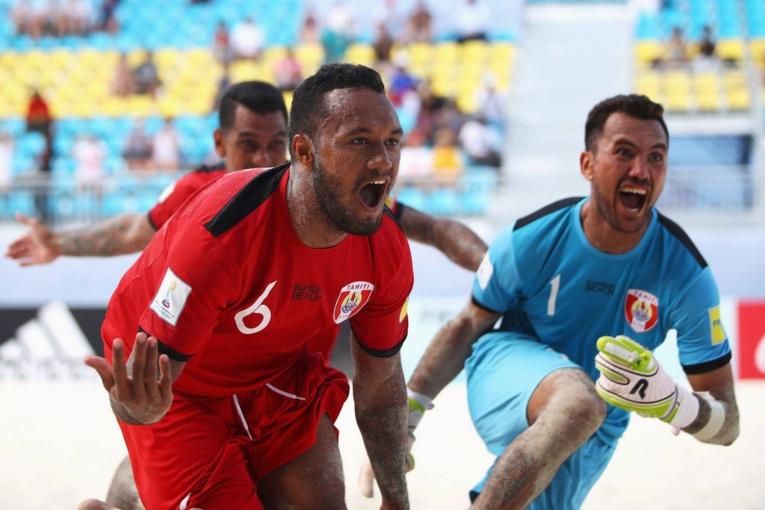 Patrick Tepa et Jonathan Torohia, au top
