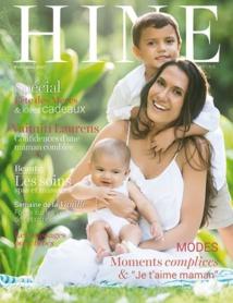 Ce mois-ci, Hine magazine fête les mamans