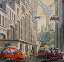 A Lyon, un scenario de science-fiction pour inventer le droit de demain