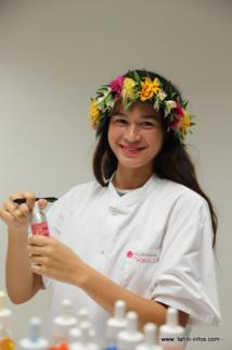 Miss Tahiti : les candidates se muent en créatrice de produits de beauté (photos)