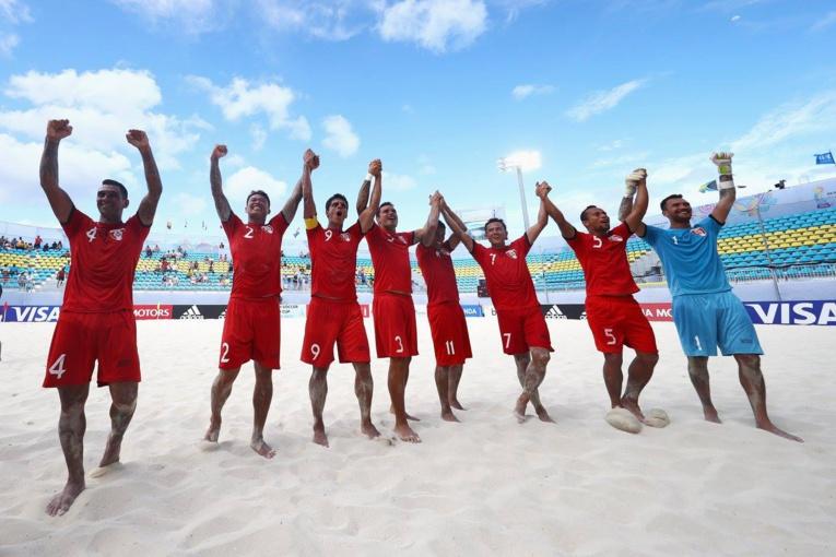 Beachsoccer – Coupe du monde – Les Tiki Toa sont vice-champions du monde