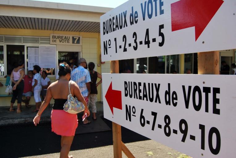 Plus de la moitié des Polynésiens ne sont pas allés voter
