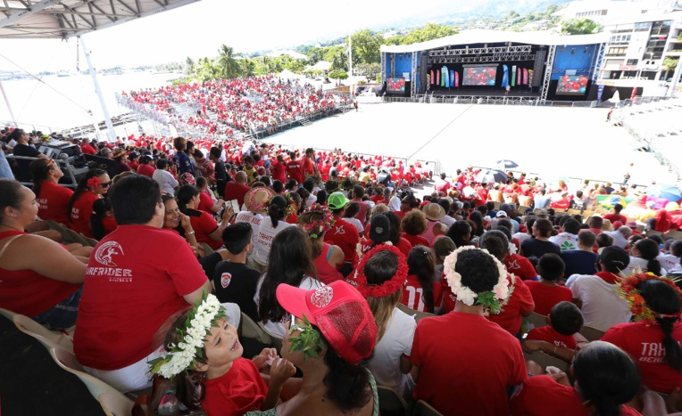 Coupe du monde de beach soccer : félicitations aux Tiki Toa