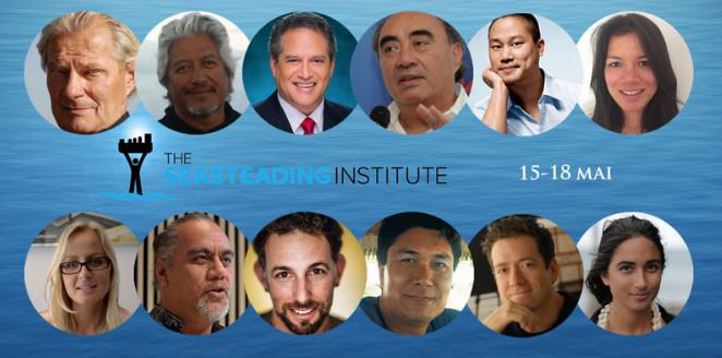 Iles flottantes: Première rencontre internationale Seasteading au Méridien du 15 au 18 mai
