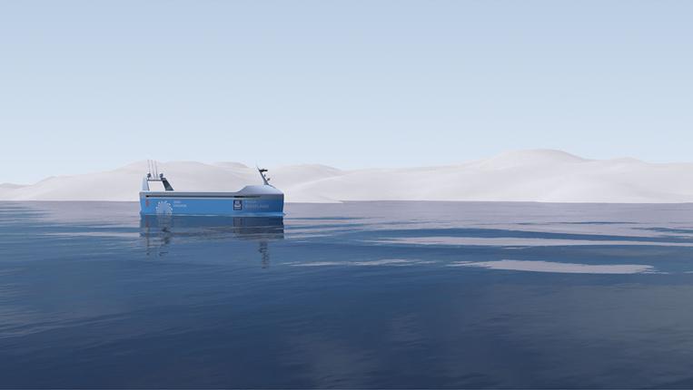 Le 1er cargo électrique autonome va être construit en Norvège