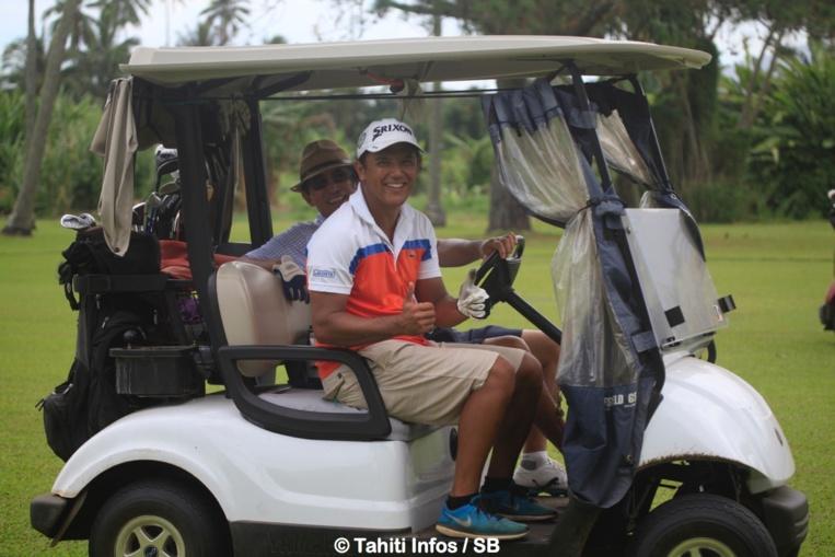 Marama Vahirua termine 1er du classement net 1e série