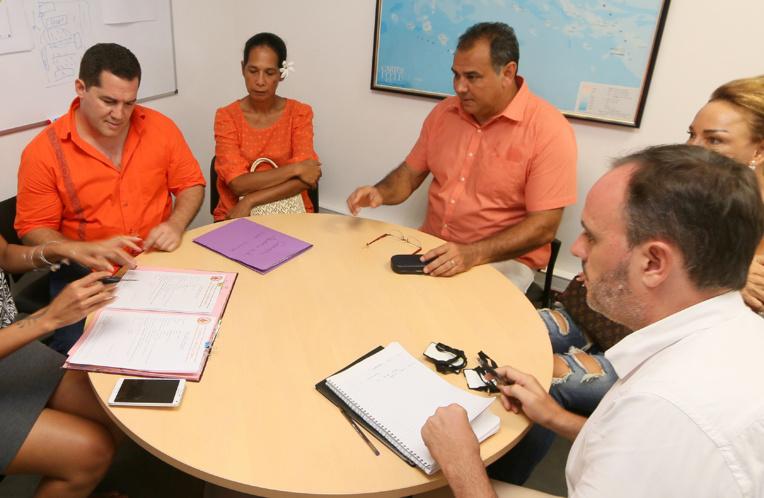 Législatives : Iriti, Dubois et Greig officialisent leur candidature