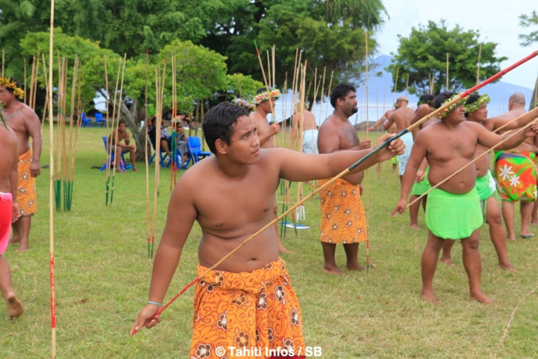 Le Patia Fa, discipline de prédilection des Tuamotu