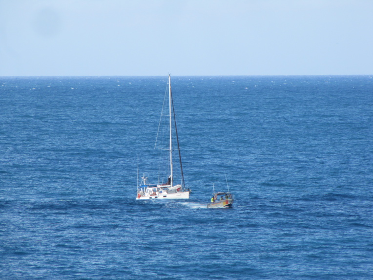 Marquises : La FEPSM porte assistance à deux voiliers américains