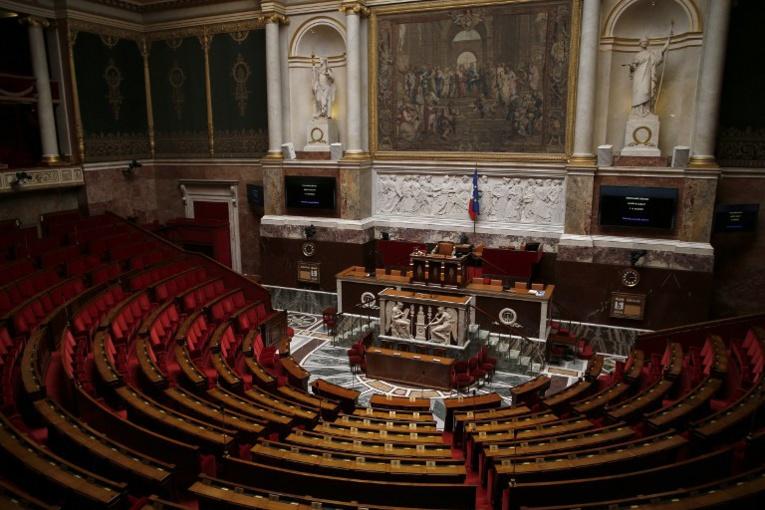 Les citoyens français doivent désigner les 577 nouveaux députés. Photo : AFP