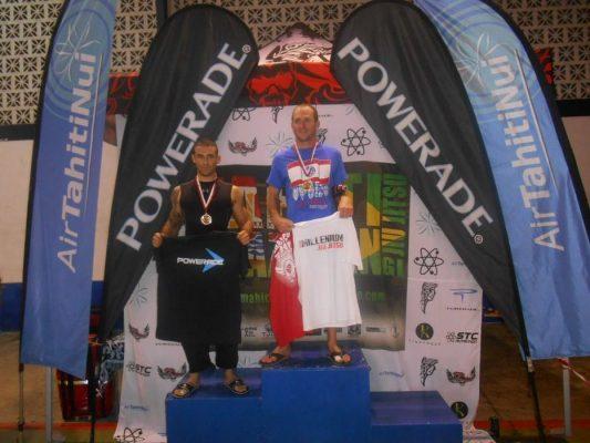 Jiu jitsu brésilien – Championnat de Polynésie : On connaît les champions 2017