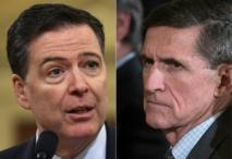 Trump accusé d'avoir demandé au patron du FBI de classer une enquête