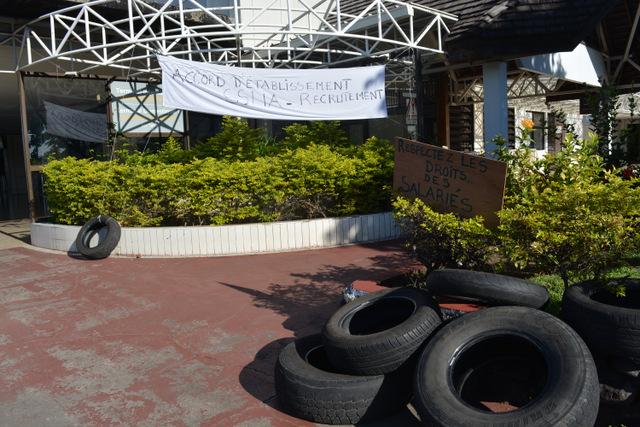 Aéroports: les grèves se poursuivent à Tahiti et dans les îles