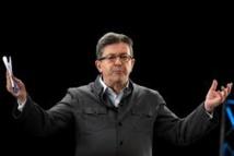"""Mélenchon: """"un gouvernement de droite"""", la nomination de Hulot est un """"crève-coeur"""""""
