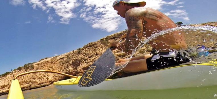 Le Maroc : Une équipe de waterman
