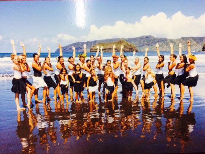 Le groupe Orihau IKi. (photo Facebook).