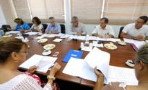 Réunion de la commission administrative d'attribution d'aides financières au logement
