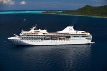 "Le Paul Gauguin distingué ""Best Small Ship Cruise Line"""