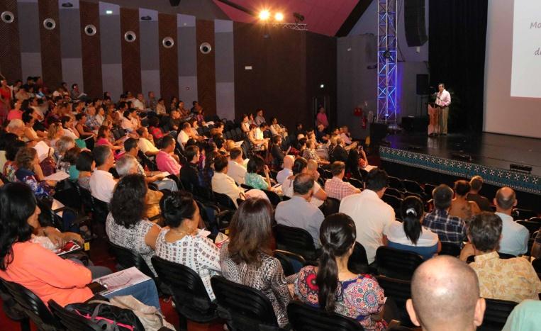 Ouverture de la conférence annuelle du Service public de la Polynésie française
