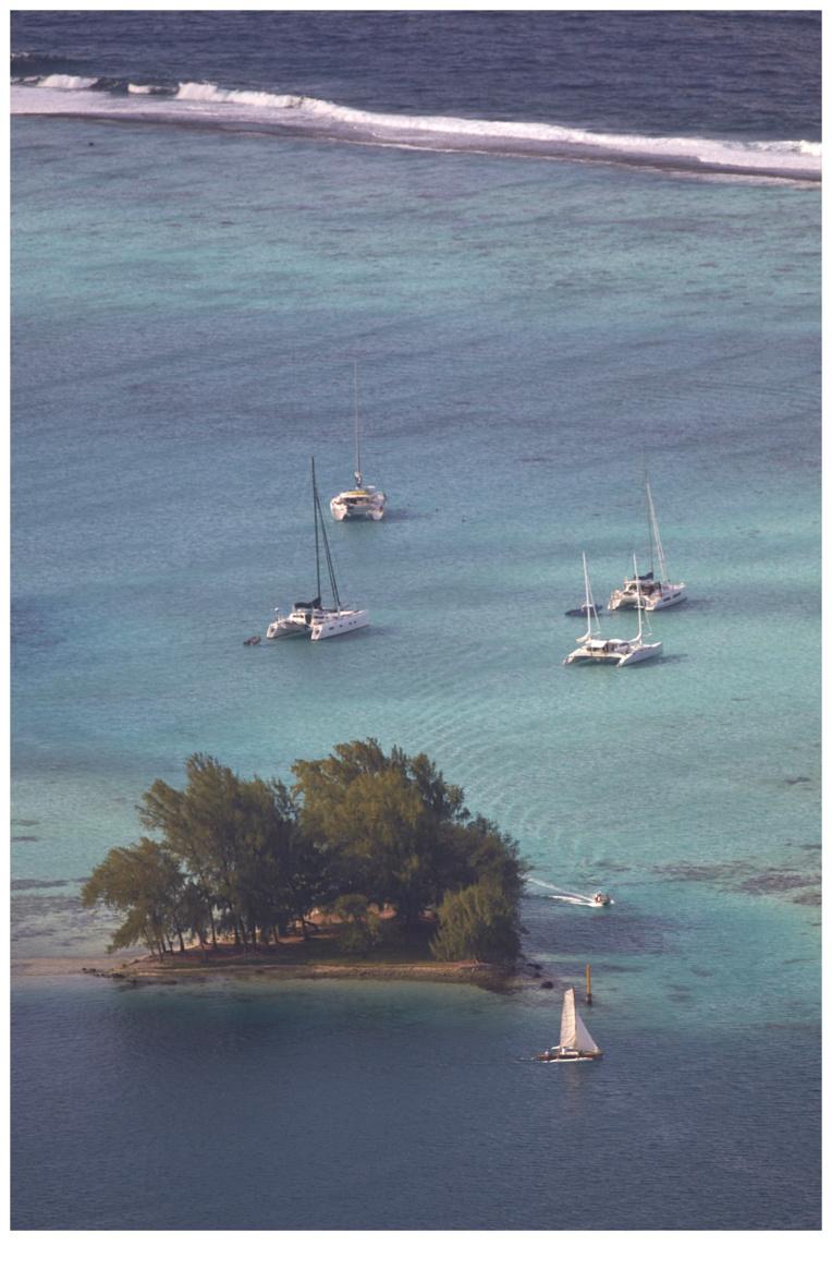 Tahiti Pearl Regatta : 185 régatiers dans la course