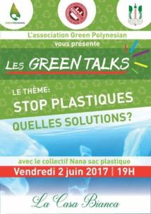 Un meeting pour trouver des alternatives au plastique
