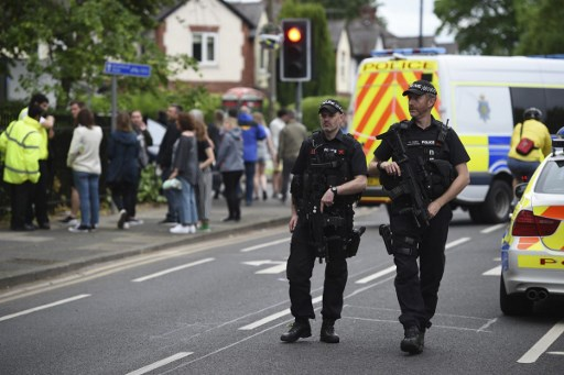 """Manchester: Offrir un verre aux secouristes, """"la moindre des choses"""""""
