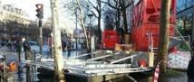 Vents violents à Moscou: six morts