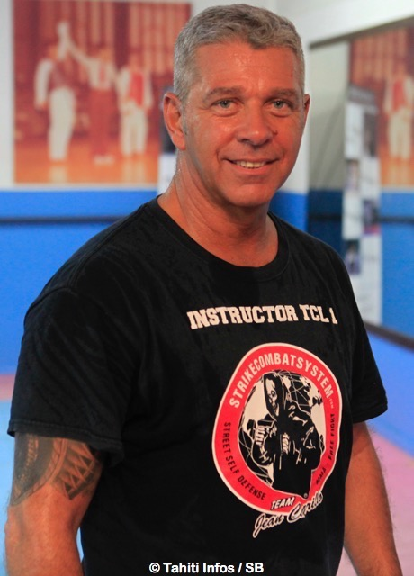 Jean Paul Serra, instructeur