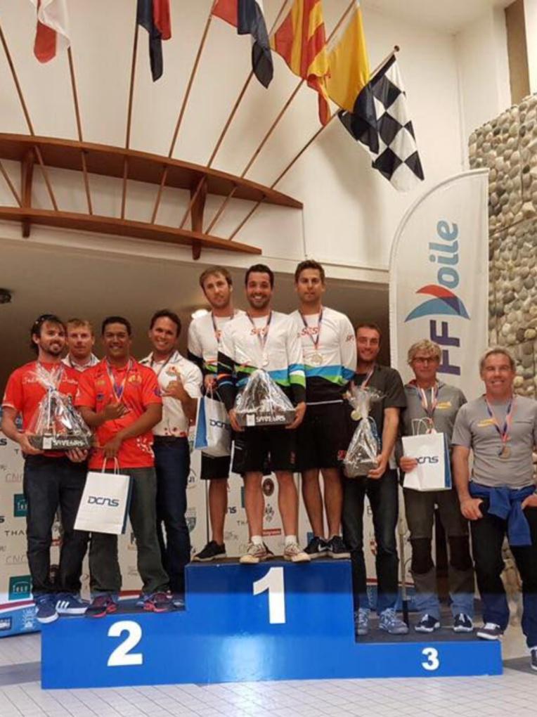 Voile Diam 24 – Trésors de Tahiti vice-champion de France