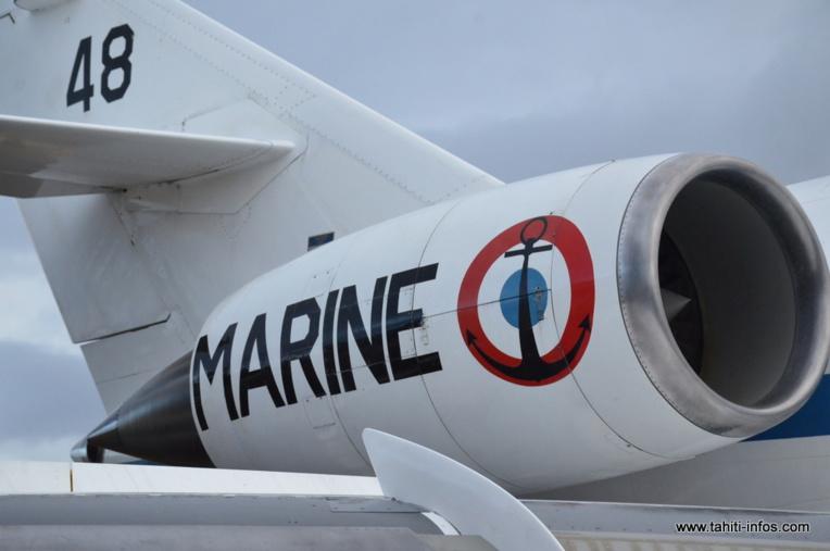 Le Falcon 200 Gardian de la Marine nationale a effectué une mission de 1814 nautiques pour livrer le matériel électoral aux citoyens de Rapa, Tematangi et Hereheretue, lundi.