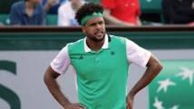Roland-Garros - Tsonga éliminé au premier tour par le 91e mondial