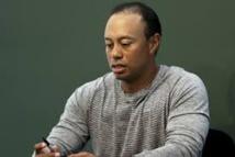Etats-Unis: la triste déchéance de Tiger Woods
