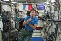 """Thomas Pesquet: la Terre est """"vraiment un joyau"""" fragile"""