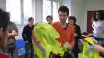 Quelque 4.000 enfants parisiens apprennent à sauver des vies avec les Bee Gees