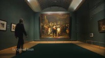 Un Néerlandais passe la nuit dans un musée seul avec un chef d'oeuvre de Rembrandt