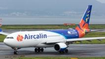 Les horaires du vol Air Calin modifiés