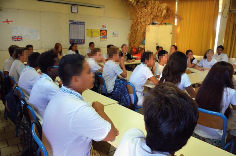 Absence d'enseignants au collège de Punaauia : les précisions de la ministre de l'Education