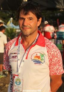 Arnaud Laboube, organisateur