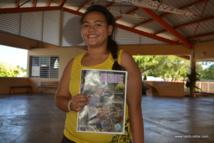 Des collégiens réalisent un magazine en s'inspirant du Hine