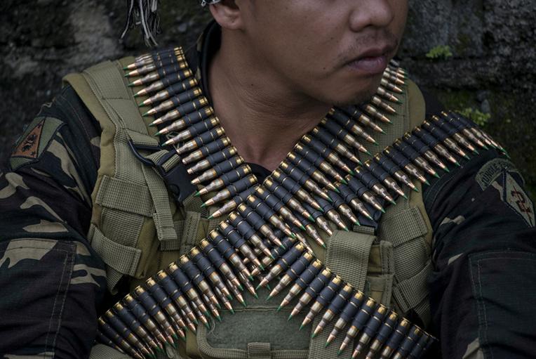 Philippines: les islamistes retranchés pour une bataille au long cours