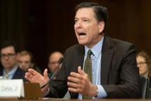 Washington sous le choc des révélations de l'ex-chef du FBI Comey sur Trump