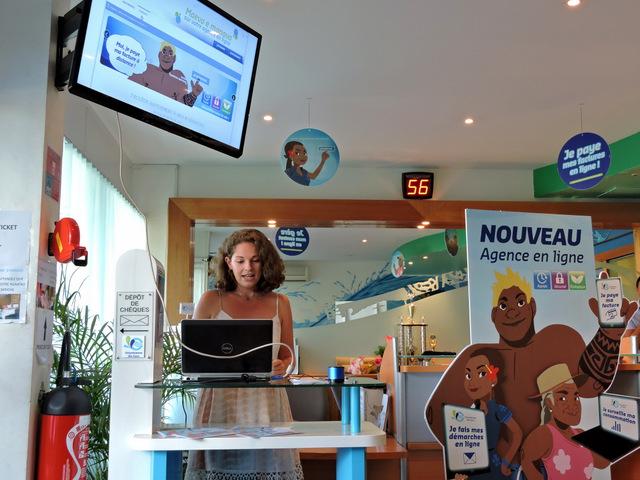 La Polynésienne des eaux se met au paiement en ligne