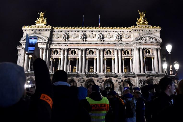 Evacuation des spectateurs et accusations de viol à l'Opéra de Rouen